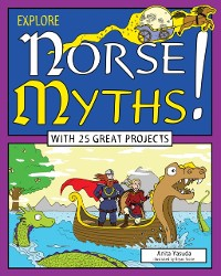 Cover Explore Norse Myths!