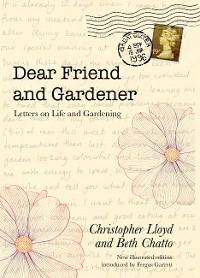 Cover Dear Friend and Gardener