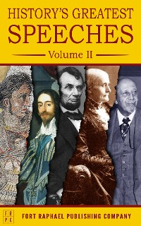 Cover History's Greatest Speeches - Volume II