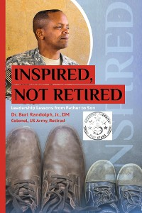 Cover Inspired, Not Retired