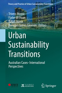 Cover Urban Sustainability Transitions