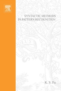 Cover Syntactic Methods in Pattern Recognition