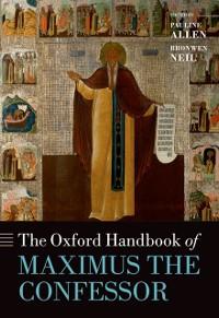 Cover Oxford Handbook of Maximus the Confessor