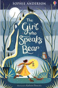 Cover Girl Who Speaks Bear