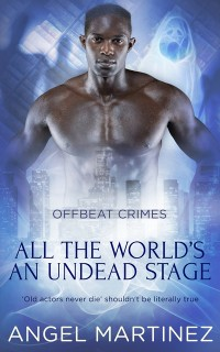 Cover All the World's an Undead Stage