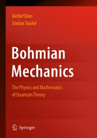 Cover Bohmian Mechanics