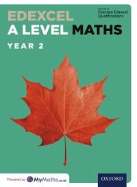 Cover Edexcel A Level Maths: Year 2