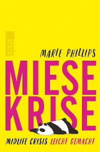 Cover Miese Krise. Midlife Crisis leicht gemacht