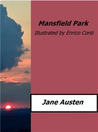 Cover Mansfield Park (Illustrated by Enrico Conti)