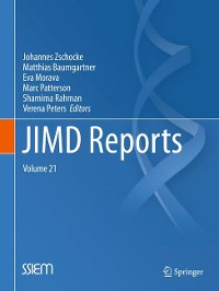 Cover JIMD Reports, Volume 21