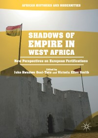 Cover Shadows of Empire in West Africa