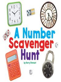Cover A Number Scavenger Hunt