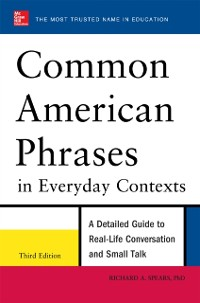 Cover Common American Phrases in Everyday Contexts, 3rd Edition