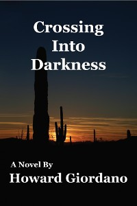 Cover Crossing Into Darkness
