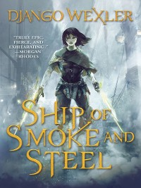 Cover Ship of Smoke and Steel