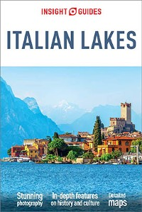 Cover Insight Guides Italian Lakes (Travel Guide eBook)