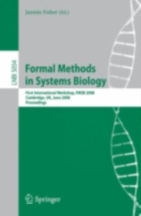 Cover Formal Methods in Systems Biology