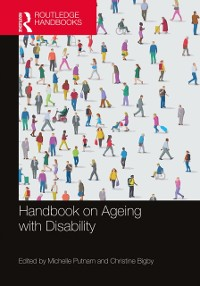 Cover Handbook on Ageing with Disability