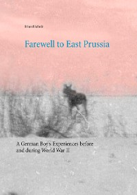 Cover Farewell to East Prussia