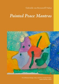 Cover Painted Peace Mantras