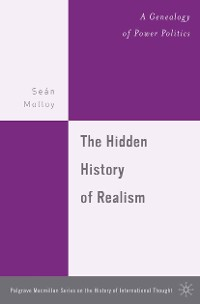 Cover The Hidden History of Realism
