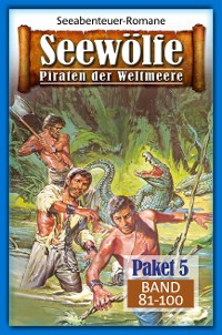 Cover Seewölfe Paket 5