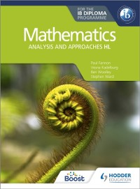 Cover Mathematics for the IB Diploma: Analysis and approaches HL
