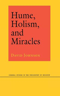 Cover Hume, Holism, and Miracles