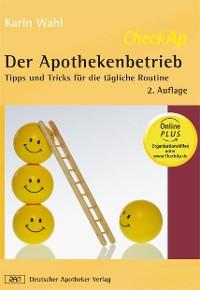 Cover CheckAp  Der Apothekenbetrieb