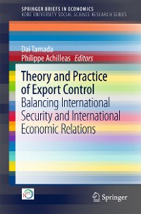 Cover Theory and Practice of Export Control