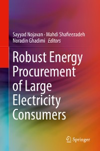 Cover Robust Energy Procurement of Large Electricity Consumers