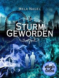 Cover Burning Magic (3). Sturmgeworden