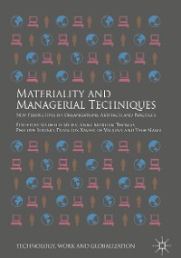 Cover Materiality and Managerial Techniques