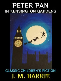 Cover Peter Pan in Kensington Gardens