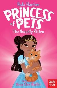 Cover The Naughty Kitten