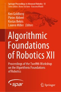 Cover Algorithmic Foundations of Robotics XII