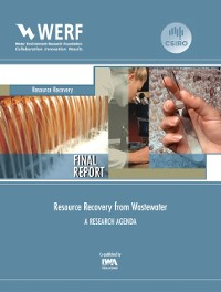 Cover Resource Recovery from Wastewater