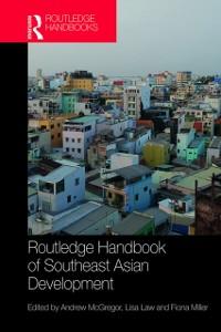 Cover Routledge Handbook of Southeast Asian Development