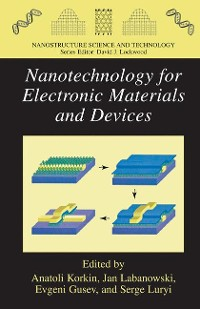 Cover Nanotechnology for Electronic Materials and Devices