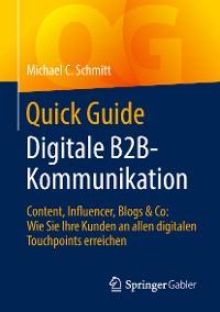 Cover Quick Guide Digitale B2B-Kommunikation