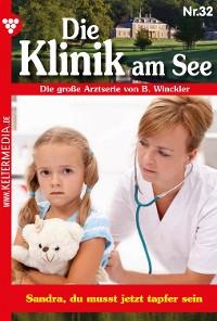 Cover Die Klinik am See 32 – Arztroman