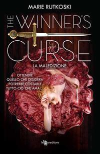 Cover The Winner's Curse. La maledizione