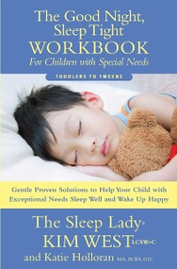 Cover Good Night Sleep Tight Workbook for Children Special Needs