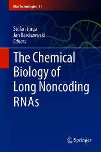 Cover The Chemical Biology of Long Noncoding RNAs