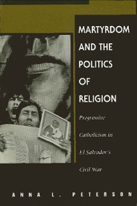 Cover Martyrdom and the Politics of Religion