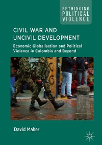 Cover Civil War and Uncivil Development