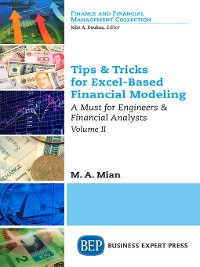 Cover Tips & Tricks for Excel-Based Financial Modeling, Volume II