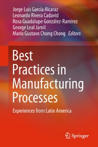 Cover Best Practices in Manufacturing Processes