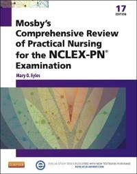 Cover Mosby's Comprehensive Review of Practical Nursing for the NCLEX-PN(R) Exam - E-Book
