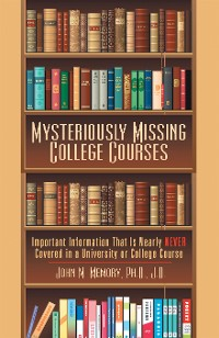 Cover Mysteriously Missing College Courses